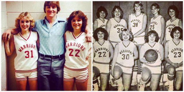 Sarah Palin Basketball