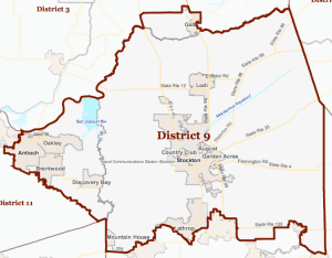 California District 9