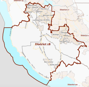 California District 18