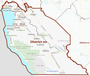 California District 20