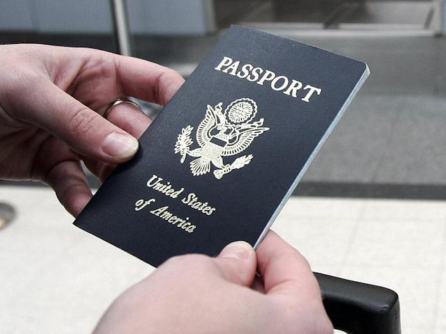 United States Passport American Passport