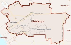 California District 37