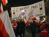 Poland EU European Union Protest