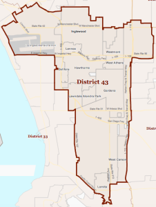 California District 43