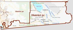 California District 51