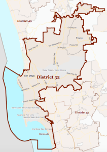 California District 52