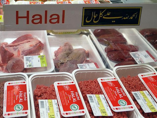 Halal Meat Shop Muslim Islam