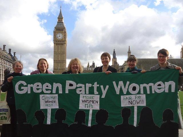 Green Party Women