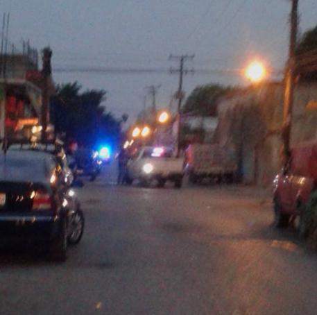 Ciudad Victoria Zeta Violence
