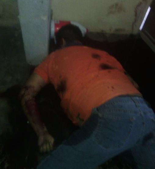 Los Zetas Execution