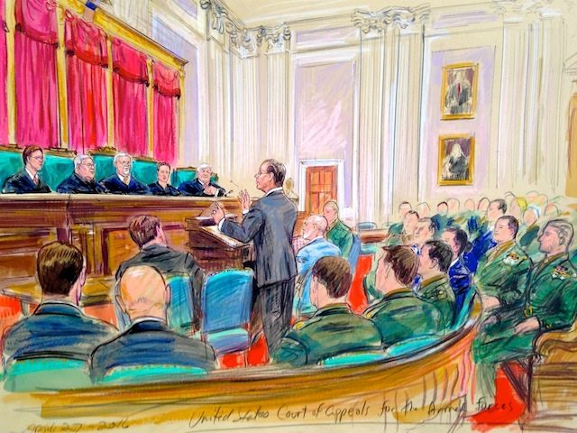 Sketch - Sterling Oral Arguments