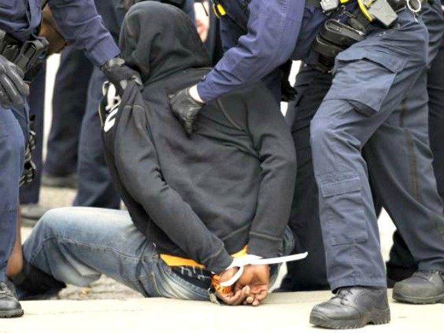 Student Arrest AP