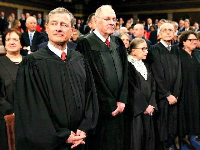 Supreme court justices AP