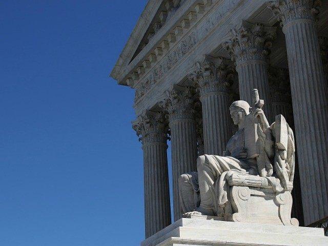 U.S. Supreme Court is shown March 29, 2016 in Washington, DC.