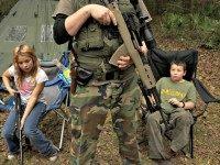 Survivalist, guns, kids REUTERSBrian Blanco