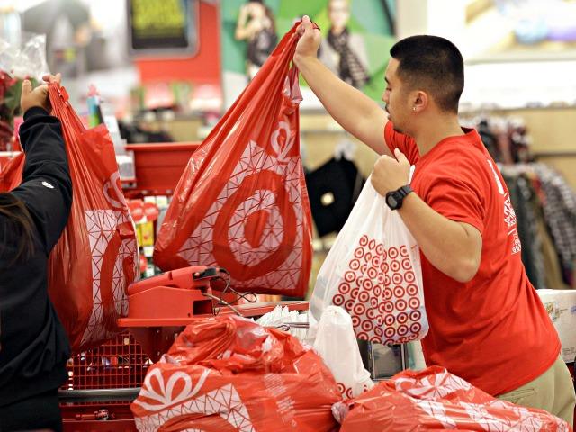Target shopping AP
