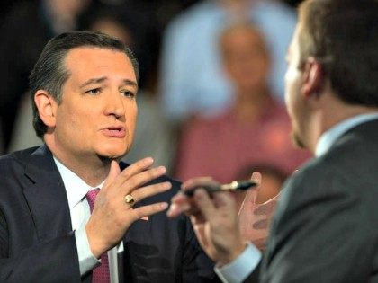 Ted Cruz on MSNBC