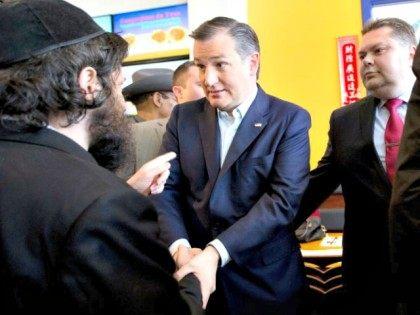 Ted Cruz visits the Bronx Mary AltafferAP