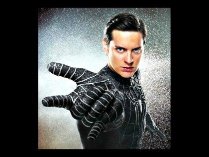 Tobey-Maguire-as-Peter-Parker-aka-Spider-Man Sony Pictures