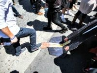 Trump Protesters CA Republican Convention Ramin Talaie Getty
