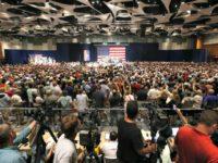 Trump Rally Phoenix AP