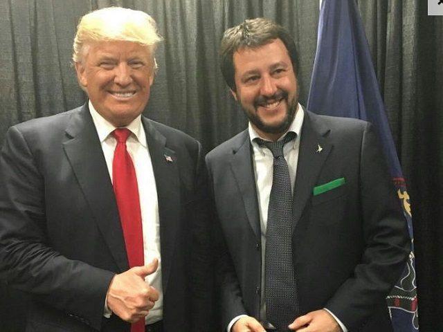 Trump Salvini