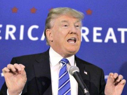 Trump Speech APSteven Senne
