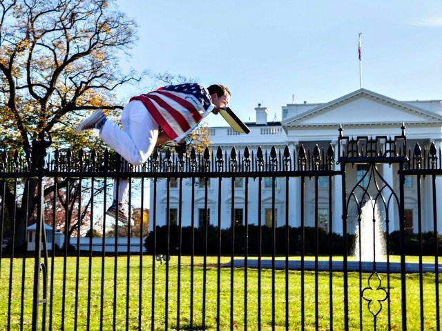White House fence jumper Vanessa Pena via AP
