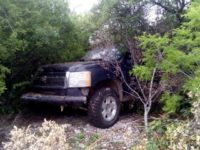 Mexican Cartel Armored Trucks Found near Border