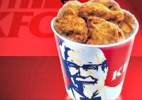 bucket of chicken AP
