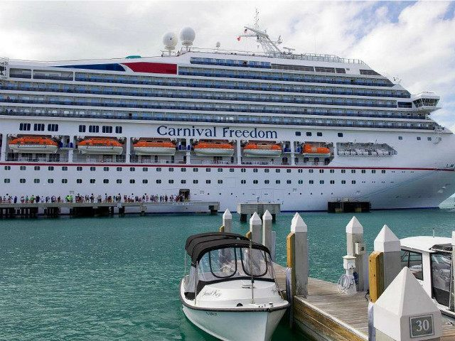 Carnival got official approval to send its first cruise ship to Cuba from the United States in half a century (AFP Photo/Karen Bleier)