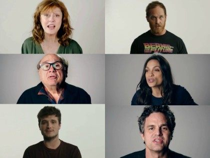 Watch: Celebs Beg Bernie Sanders Supporters to Vote in Ad: 'Retweets Won't Get Him the Nomination'