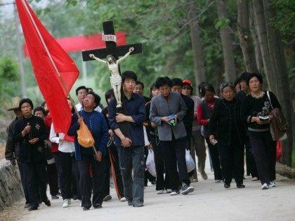 china christians