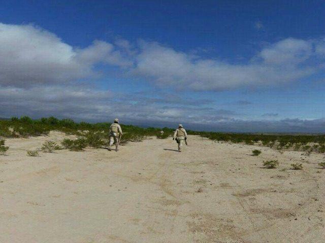 clandestine airstrip