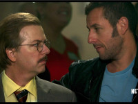 Watch: Adam Sandler, David Spade Fake Their Deaths in Netflix's 'The Do-Over'