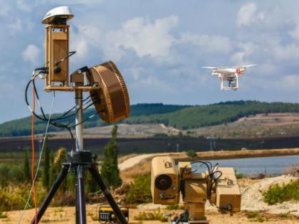 Rafael Advanced Defense Systems's Drone Dome.