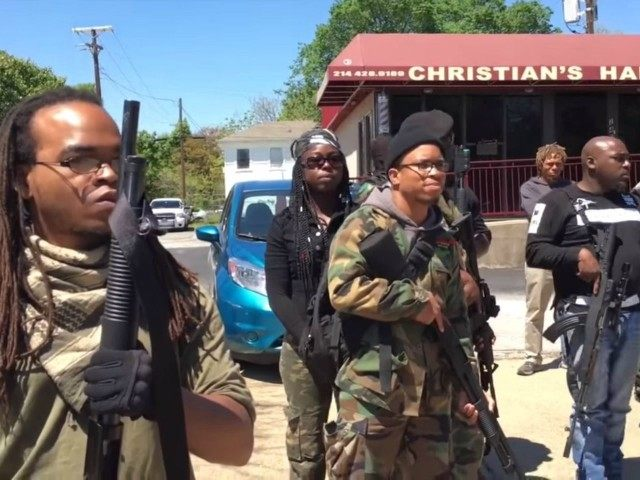 Anti-Islam vs. Black Lives Matter: Armed Protestors Face Off in Dallas