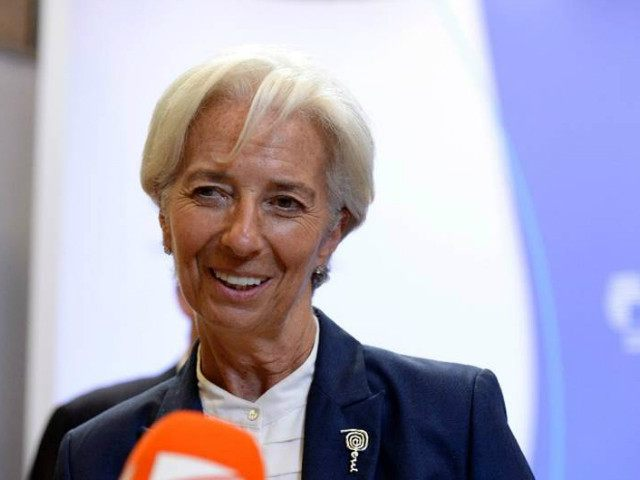 International Monetary Fund chief Christine Lagarde on Sunday told Greek …