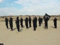 Hamas Commanders Seen Training Islamic State Troops In Sinai
