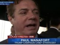 Manafort: 'Last Tuesday Was the Nail in the Coffin' for Cruz; Indiana 'Is When He Realizes He's Inside It'