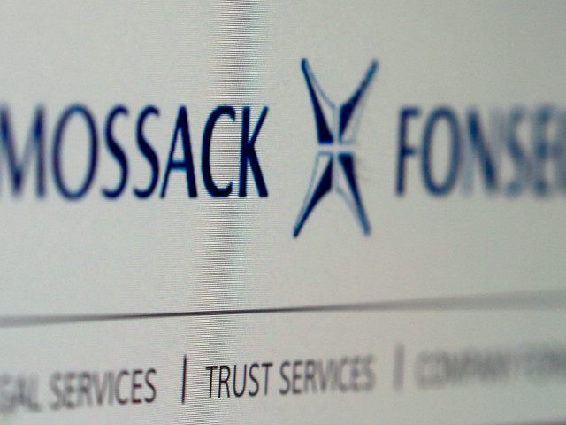 Panama Papers -- The website of the Mossack Fonseca law firm is pictured in this file illustration picture taken April 4, 2016. REUTERS/REINHARD KRAUSE/ILLUSTRATION/FILE