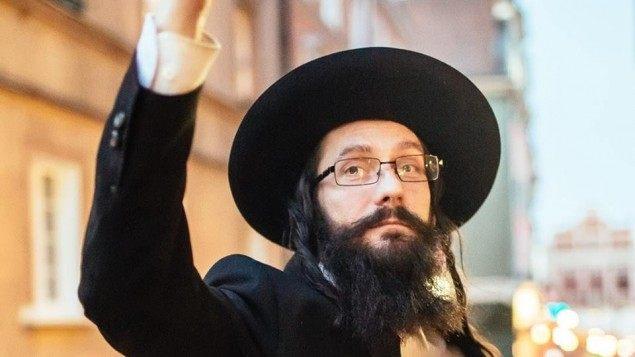 fake rabbi