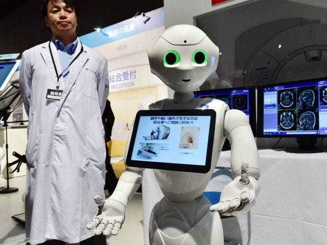 Robot Enrolled In High School In Japan Breitbart