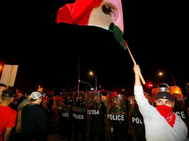 'Make America Mexico Again': We Warned You About America-Hating Mobs