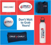 Cruz Campaign Selling 'Cruz-Fiorina Gear'