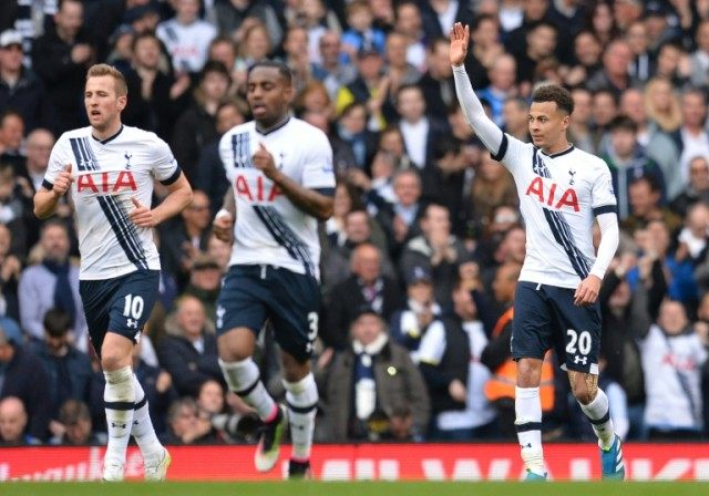 The onus is on Tottenham Hotspur to claim an away win that will maintain their hopes of delivering the English title to White Hart Lane for the first time in 55 years