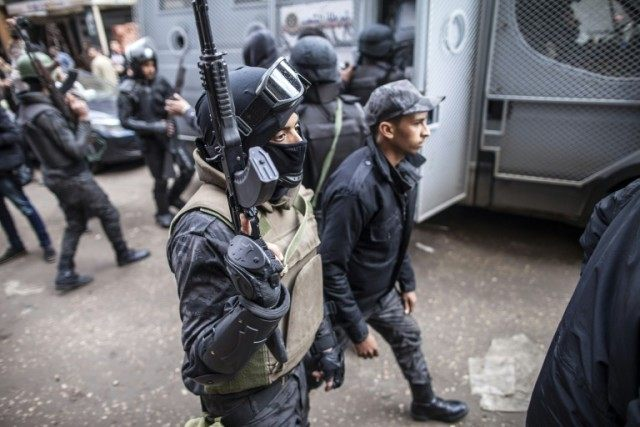 In a report, Human Rights Watch said there is a pattern of abuse by police in Egypt
