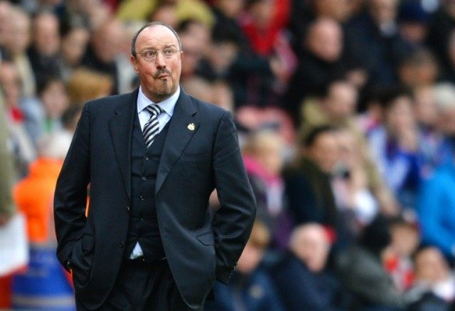 Newcastle United's Spanish manager Rafael Benitez is desperate to boost morale among the support with a performance against Swansea that shows his players are battling to beat the drop