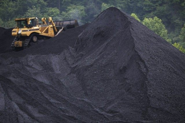 Peabody has blamed falling coal prices for a $2.04 billion loss in 2015