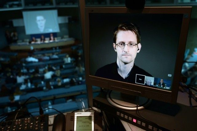 Edward Snowden, who in 2013 revealed widespread US foreign surveillance, has released a song with French electronic artist Jean-Michel Jarre